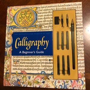 Calligraphy A Beginner's Guide. Manda Hanson.
